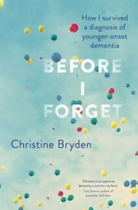 Before I Forget by Christine Bryden