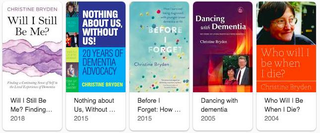Books by Christine Bryden